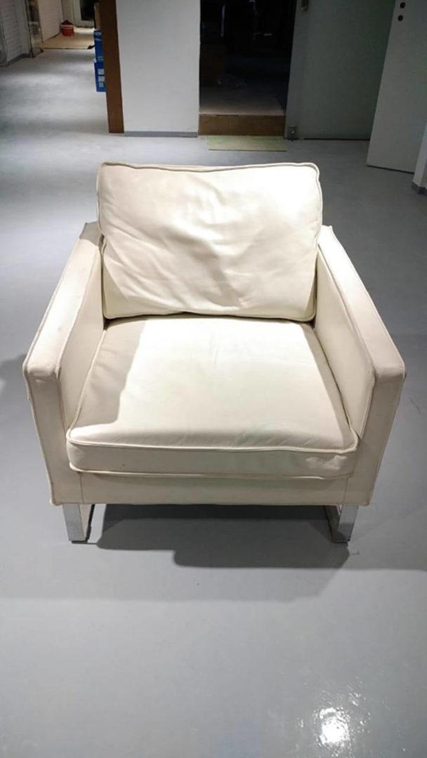 Кресло кожа натуральная